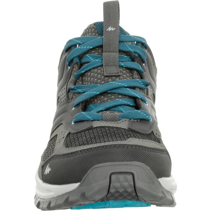 Chaussures de randonnée montagne homme MH100 noir