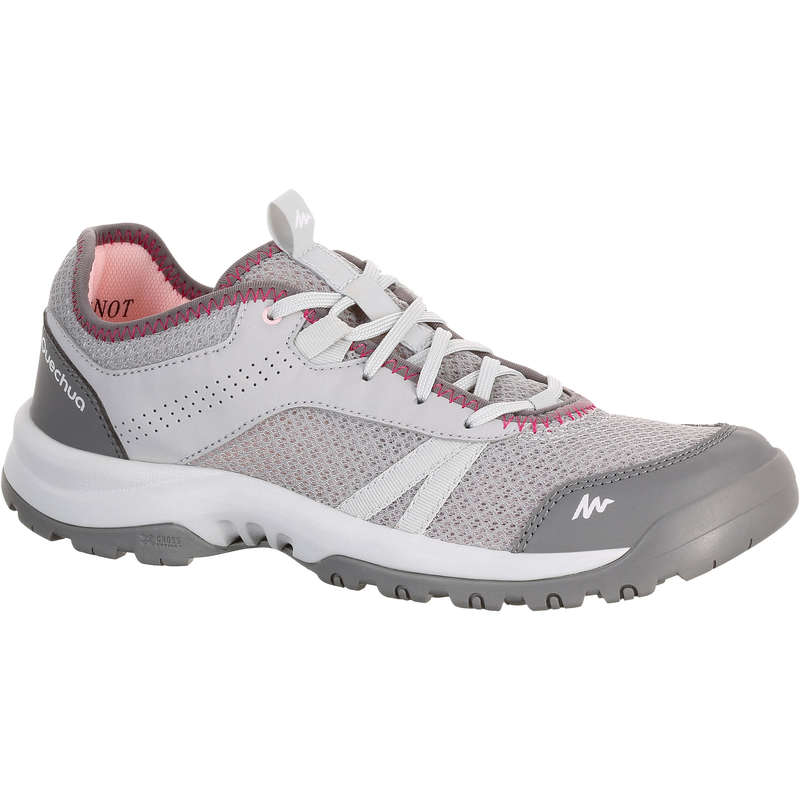 N#I SZANDÁLOK, CIP#K KIRÁNDULÁS MELEG ID Túrázás - Női cipő NH100 Fresh QUECHUA - Cipő, bakancs, szandál
