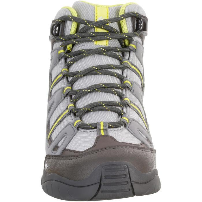 Chaussures de randonnée enfant NH500 Mid imperméables JR corail - 1125123