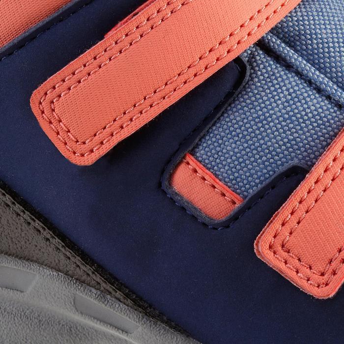 Chaussures de randonnée enfant NH500 Mid imperméables JR corail - 1125145
