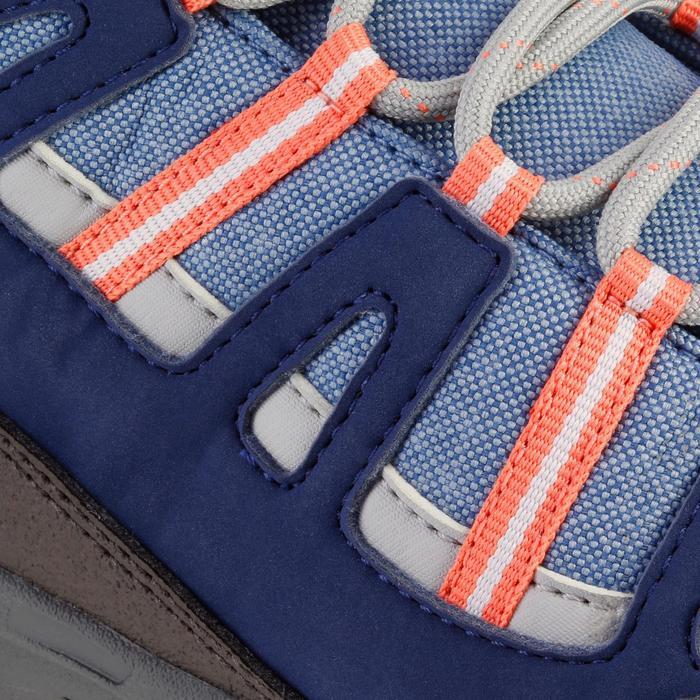 Waterdichte wandelschoenen voor kinderen NH500 koraal