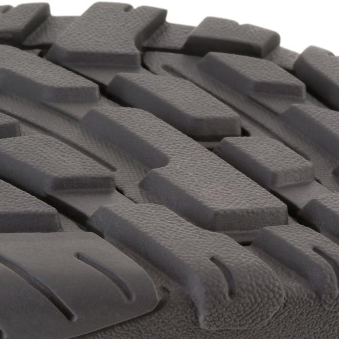 Chaussures de randonnée enfant NH500 Mid imperméables JR corail - 1125151