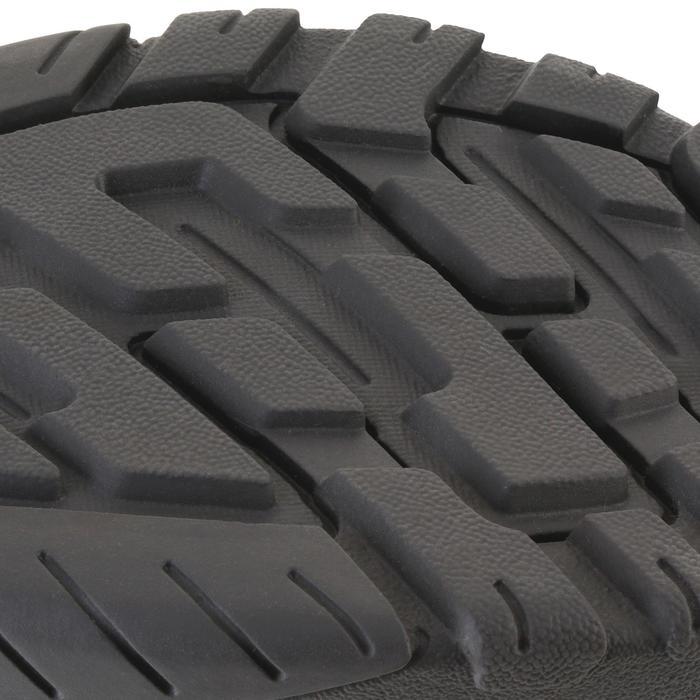 Chaussures de randonnée enfant NH500 Mid imperméables JR corail - 1125153