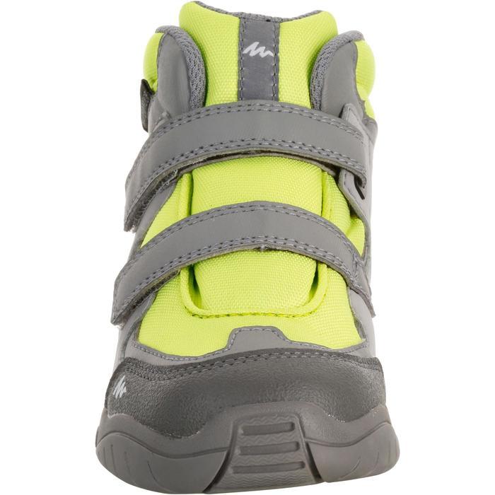 Chaussures de randonnée enfant NH500 Mid imperméables JR corail - 1125162