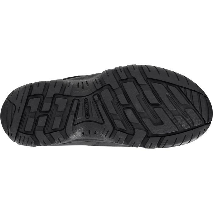 Chaussures de randonnée enfant NH100 imperméables Bleu Corail - 1125170