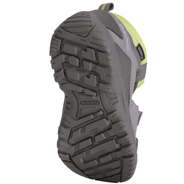 Chaussures de randonnée enfant NH500 Mid imperméables JR corail - 1125175