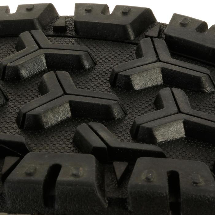Chaussure de randonnée nature NH300 imperméable noire homme - 1125181