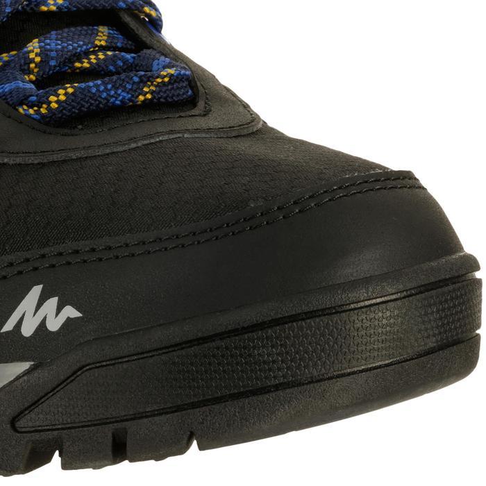 Chaussure de randonnée nature NH300 imperméable noire homme - 1125190