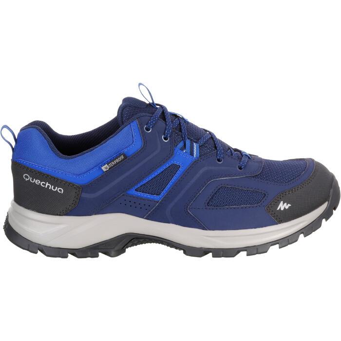 Chaussures de randonnée montagne homme MH100 imperméable - 1125203