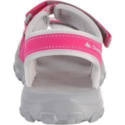Wandelsandalen voor kinderen MH100 roze