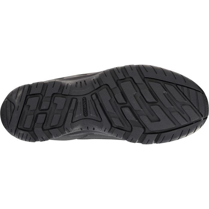 Chaussures de randonnée enfant NH100 imperméables Bleu Corail - 1125250