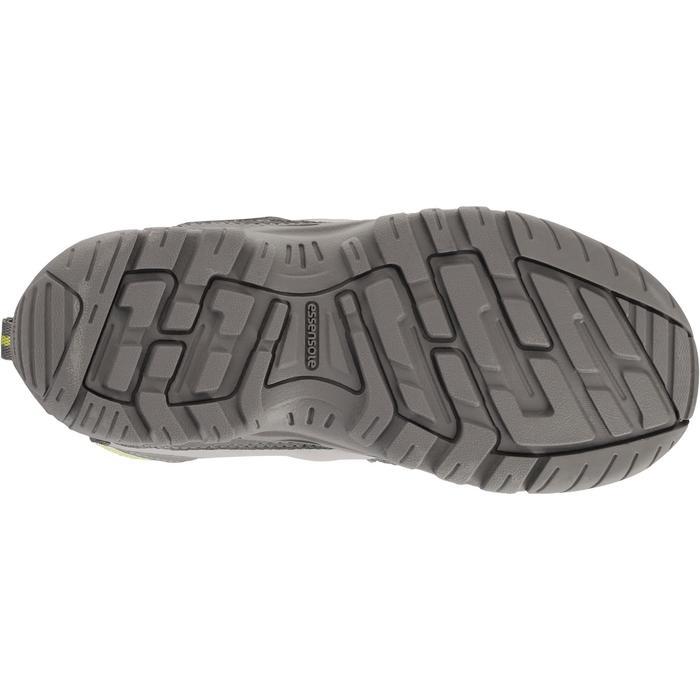 Chaussures de randonnée enfant NH500 Mid imperméables JR corail - 1125255