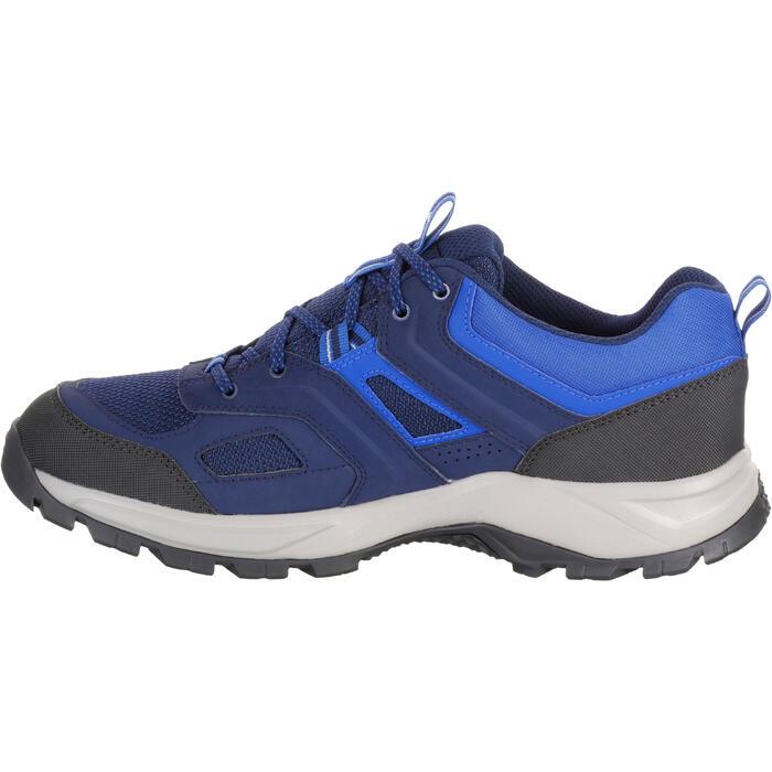 Chaussures de randonnée montagne homme MH100 imperméable - 1125269