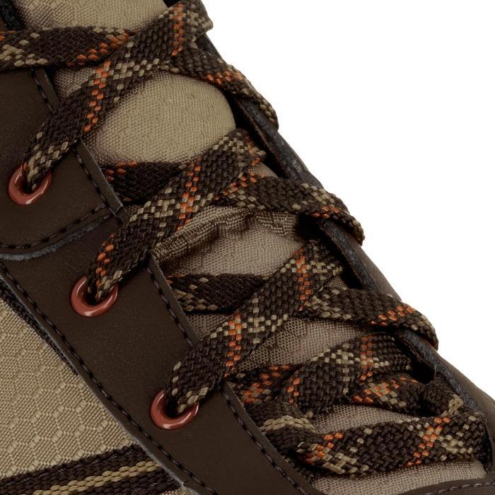 Chaussure de randonnée nature NH300 imperméable noire homme - 1125285