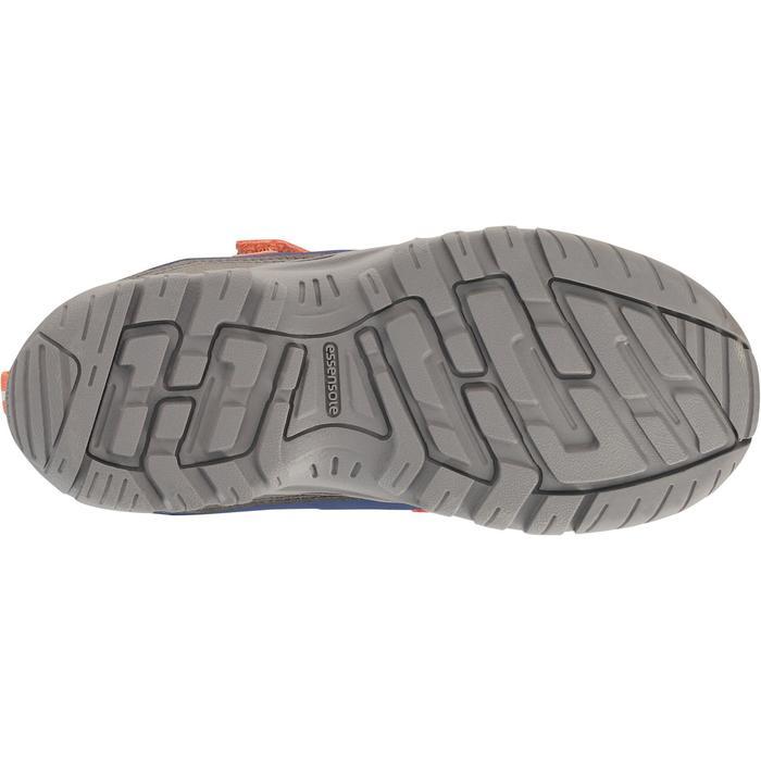 Chaussures de randonnée enfant NH500 Mid imperméables JR corail - 1125298