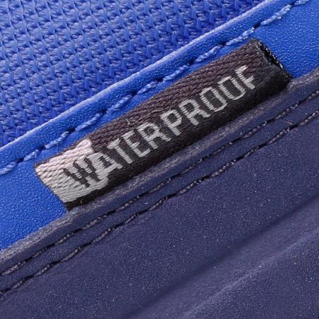 MH100 sepatu mendaki anti air untuk Pria biru