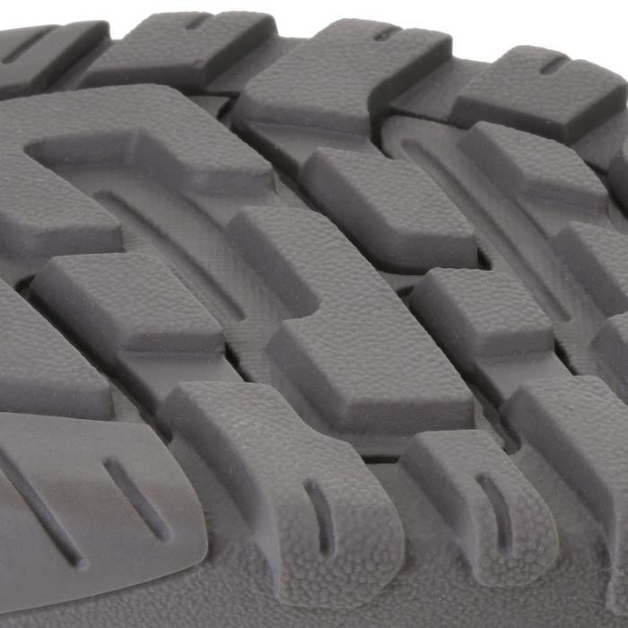 Chaussures de randonnée enfant NH500 Mid imperméables JR corail - 1125322