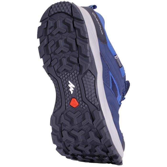 Chaussures de randonnée montagne homme MH100 imperméable - 1125354