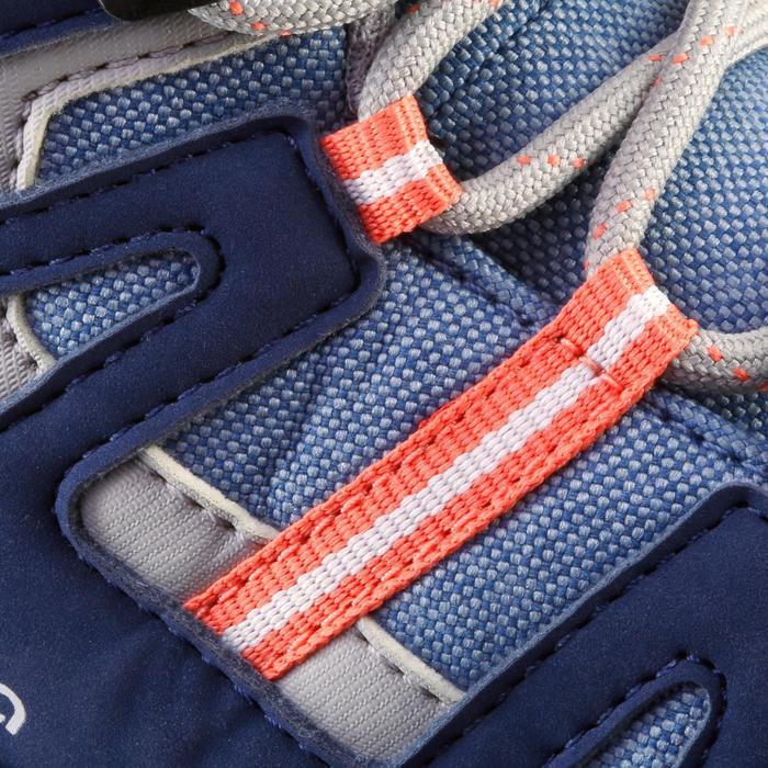 Chaussures de randonnée enfant NH500 Mid imperméables JR corail - 1125361