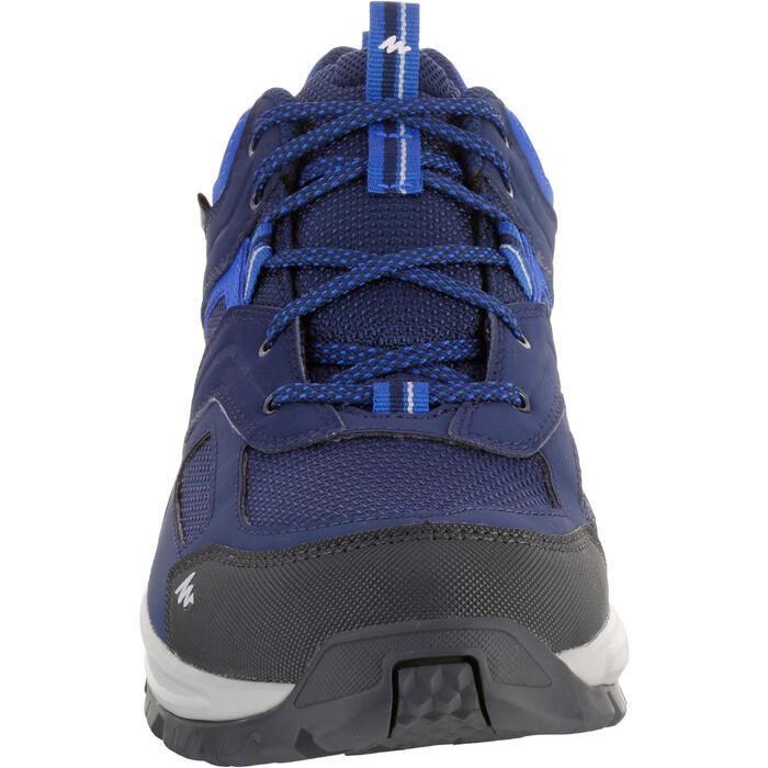 Chaussures de randonnée montagne homme MH100 imperméable - 1125364