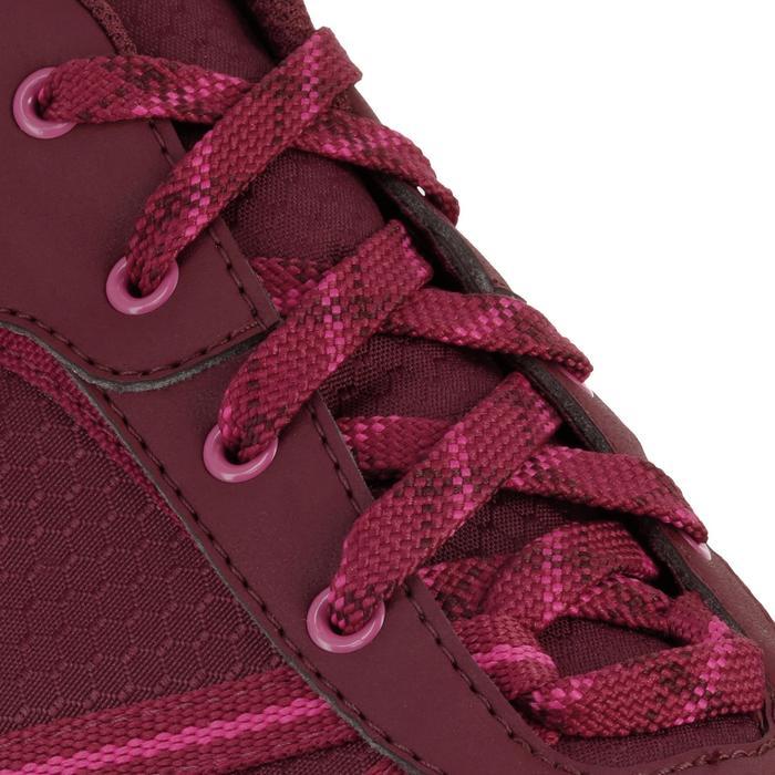 73ce9cba380e4 Zapatillas de senderismo en la naturaleza NH300 impermeable rosa mujer