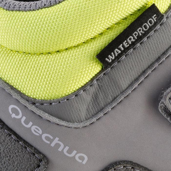 Chaussures de randonnée enfant NH500 Mid imperméables JR corail - 1125391