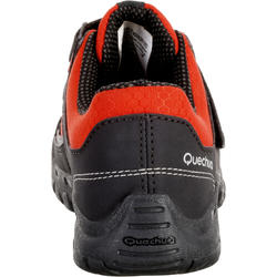 Kids' Hiking Waterproof Boots NH100 - Red