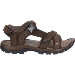 Sandales de randonnée nature NH120 marron homme