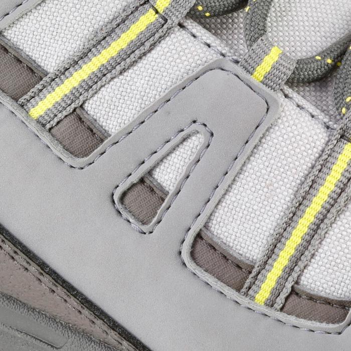 Chaussures de randonnée enfant NH500 Mid imperméables JR corail - 1125424