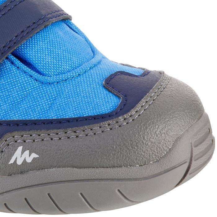 Chaussures de randonnée enfant NH500 Mid imperméables JR corail - 1125425