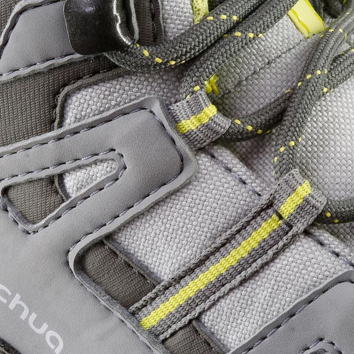 Chaussures de randonnée enfant NH500 Mid imperméables JR corail - 1125429