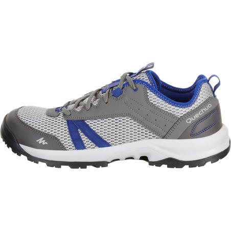 NH100 Fresh men's country walking shoes -grey