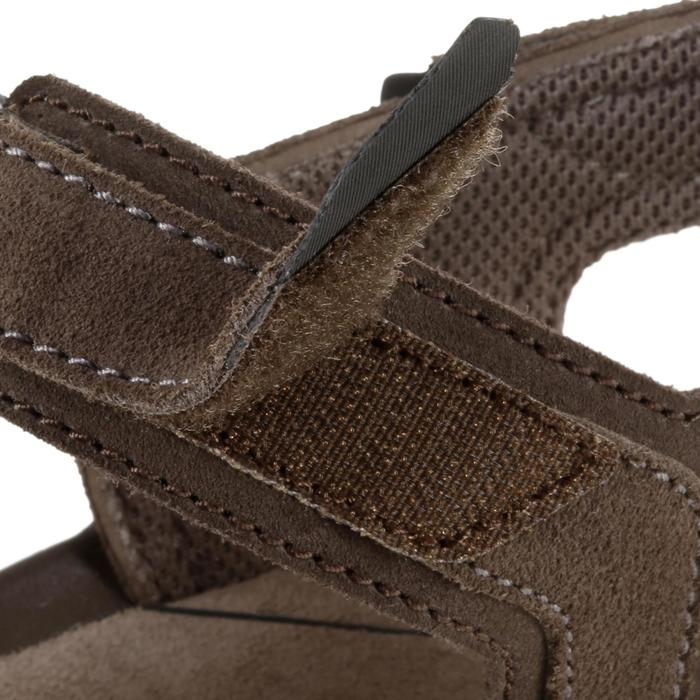 Sandalias de senderismo Arpenaz 120 hombre marrón