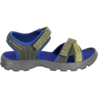 MH100 JR Kids' Hiking Sandals - Blue