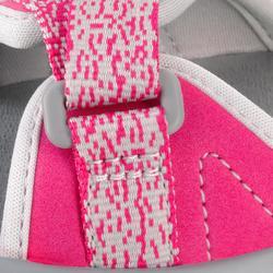 Sandalias de montaña niños MH100 JR rosa tallas 32 a 37