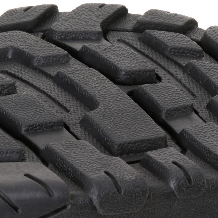 Chaussures de randonnée enfant NH100 imperméables Bleu Corail - 1125502
