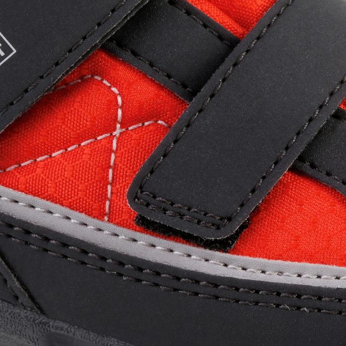 Chaussures de randonnée enfant NH100 imperméables Bleu Corail - 1125510