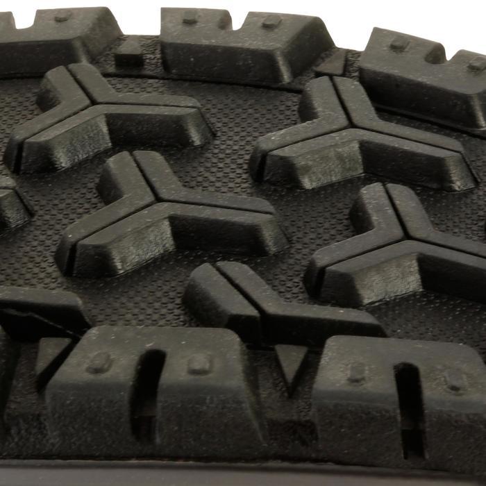 Chaussure de randonnée nature NH300 imperméable noire homme - 1125539
