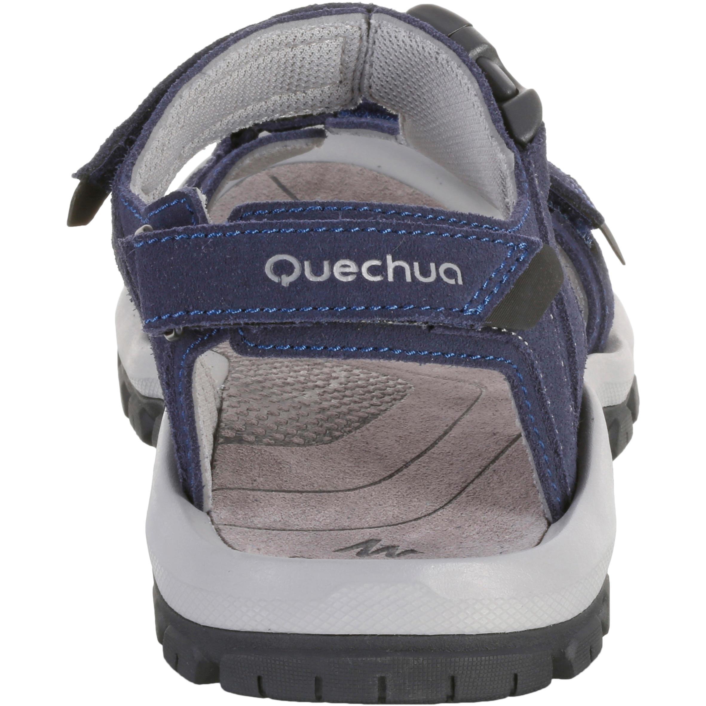Quechua Wandelsandalen Arpenaz 120 voor heren