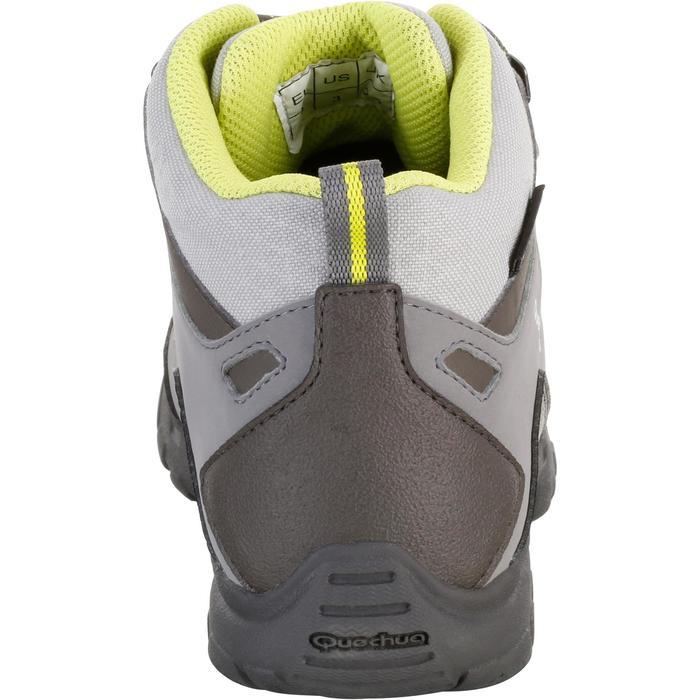 Chaussures de randonnée enfant NH500 Mid imperméables JR corail - 1125546