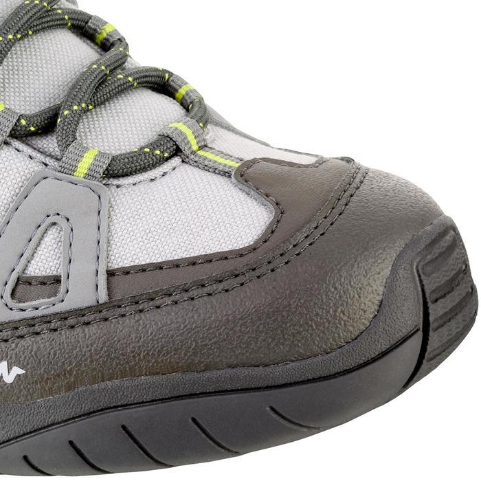 Chaussures de randonnée enfant NH500 Mid imperméables JR corail - 1125549