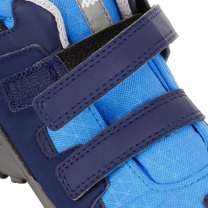 Chaussures de randonnée enfant NH500 Mid imperméables JR corail - 1125550