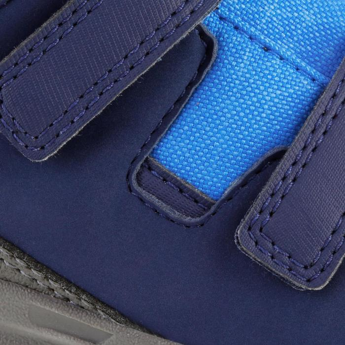 Chaussures de randonnée enfant NH500 Mid imperméables JR corail - 1125563