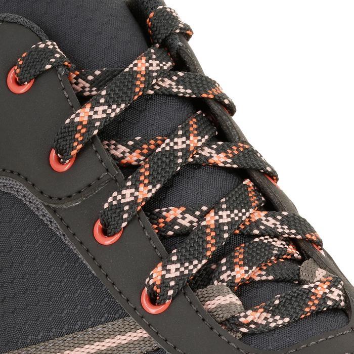 Chaussure de randonnée nature NH300 imperméable noire femme - 1125573