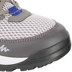 NH100 Fresh men's country walking shoes -grey