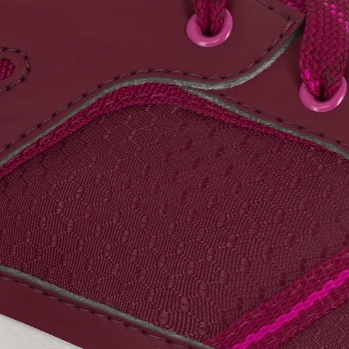Chaussure de randonnée nature NH300 imperméable noire femme - 1125648