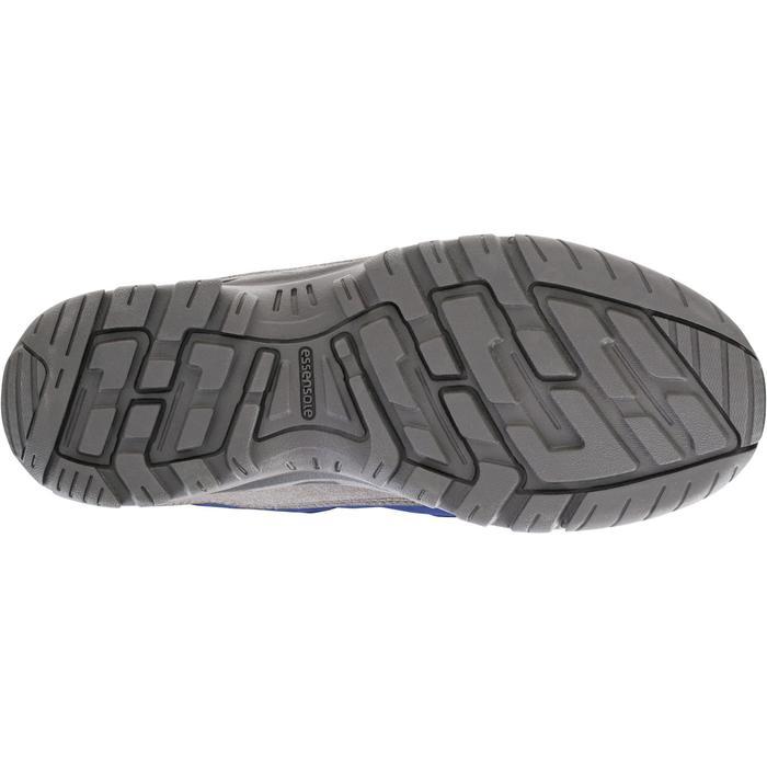 Chaussures de randonnée enfant NH500 Mid imperméables JR corail - 1125650