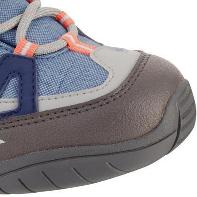 NH500 JR Mid Waterproof Hiking Shoes - Coral