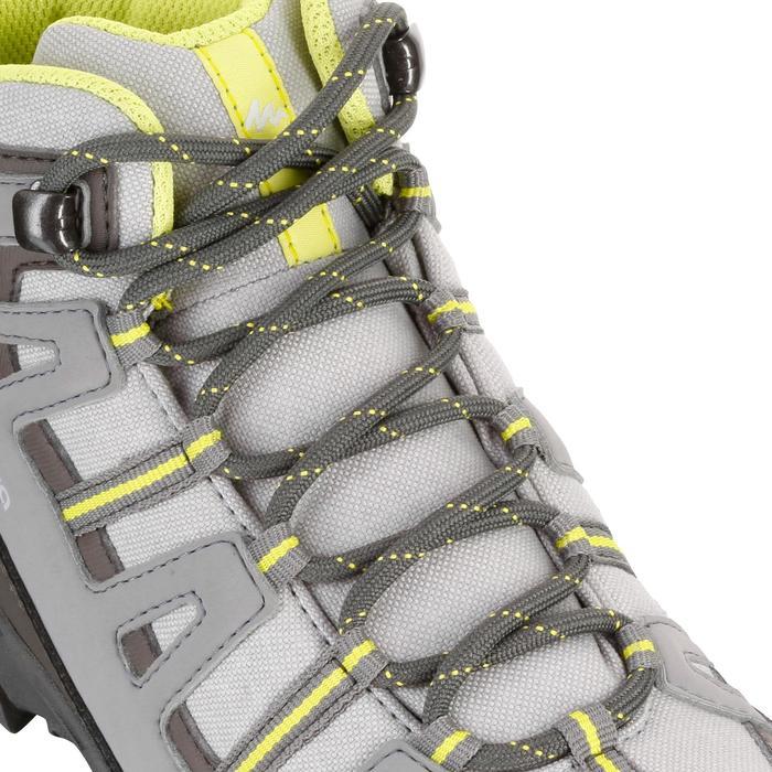 Chaussures de randonnée enfant NH500 Mid imperméables JR corail - 1125669