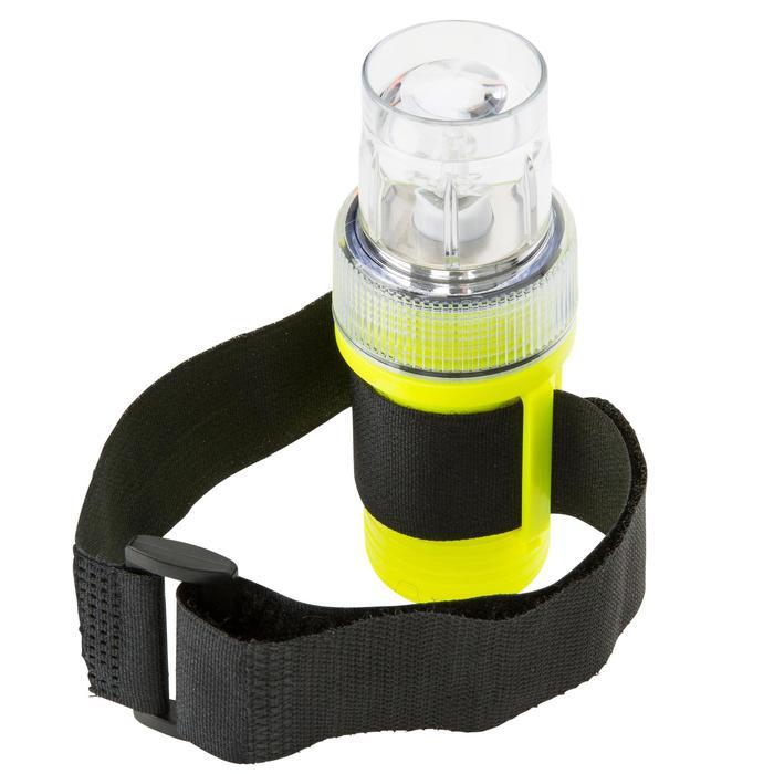 Lampe flashlight de repérage bateau jaune - 1125851
